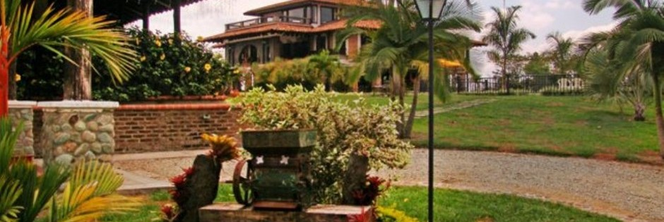 Finca hotel. Fuente: fincahotellaesperanza.com